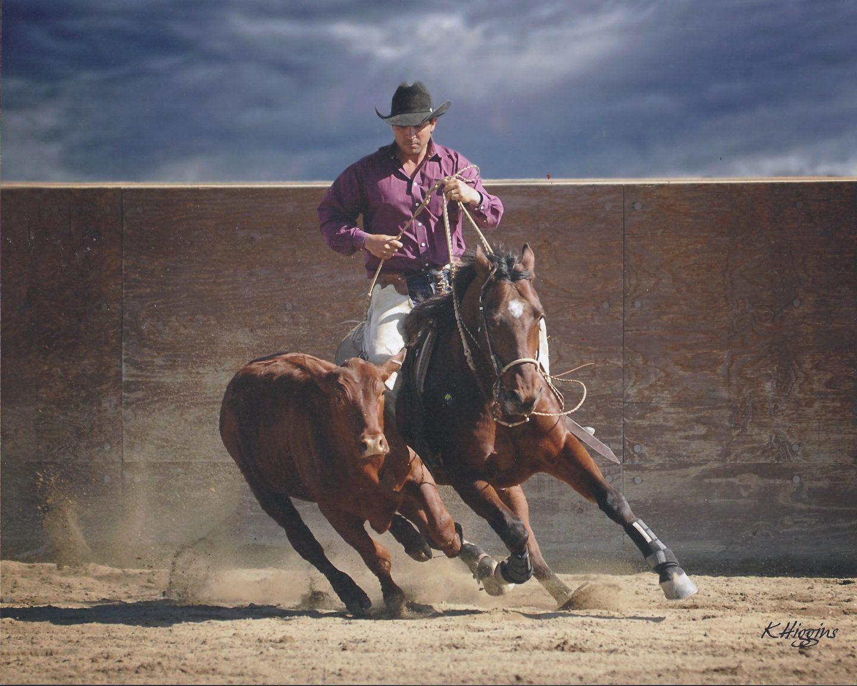 Tye MacDonald, Reined Cowhorse Trainer: Lightness is the Path
