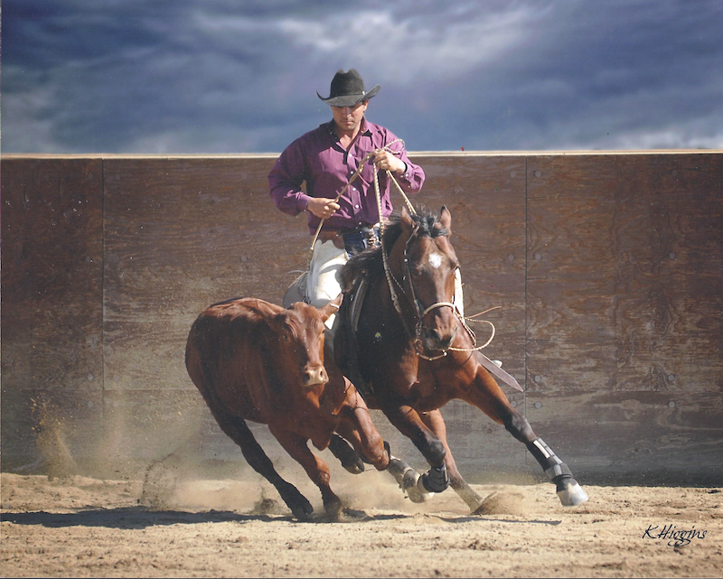 Tye MacDonald, Reined Cowhorse Trainer: Lightness is the Path