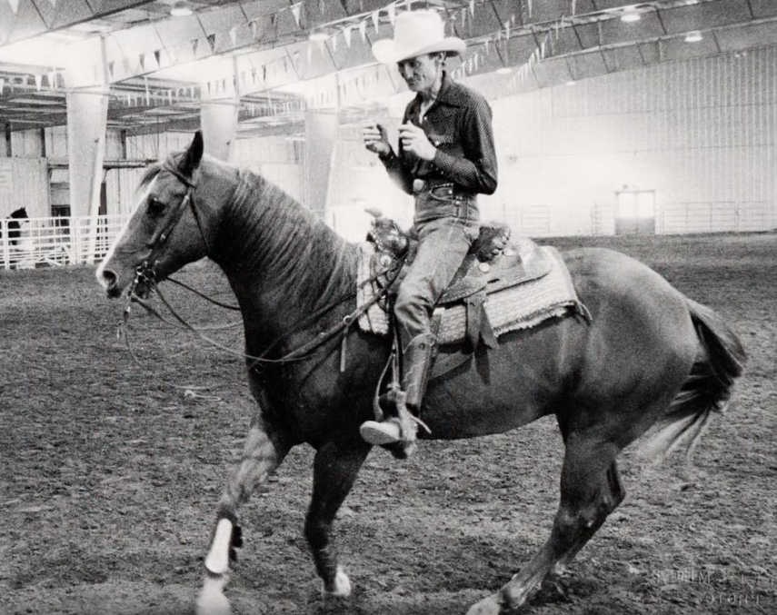 Roy Allen Yates: Step Aside…Teaching Your Horse Lateral Movement