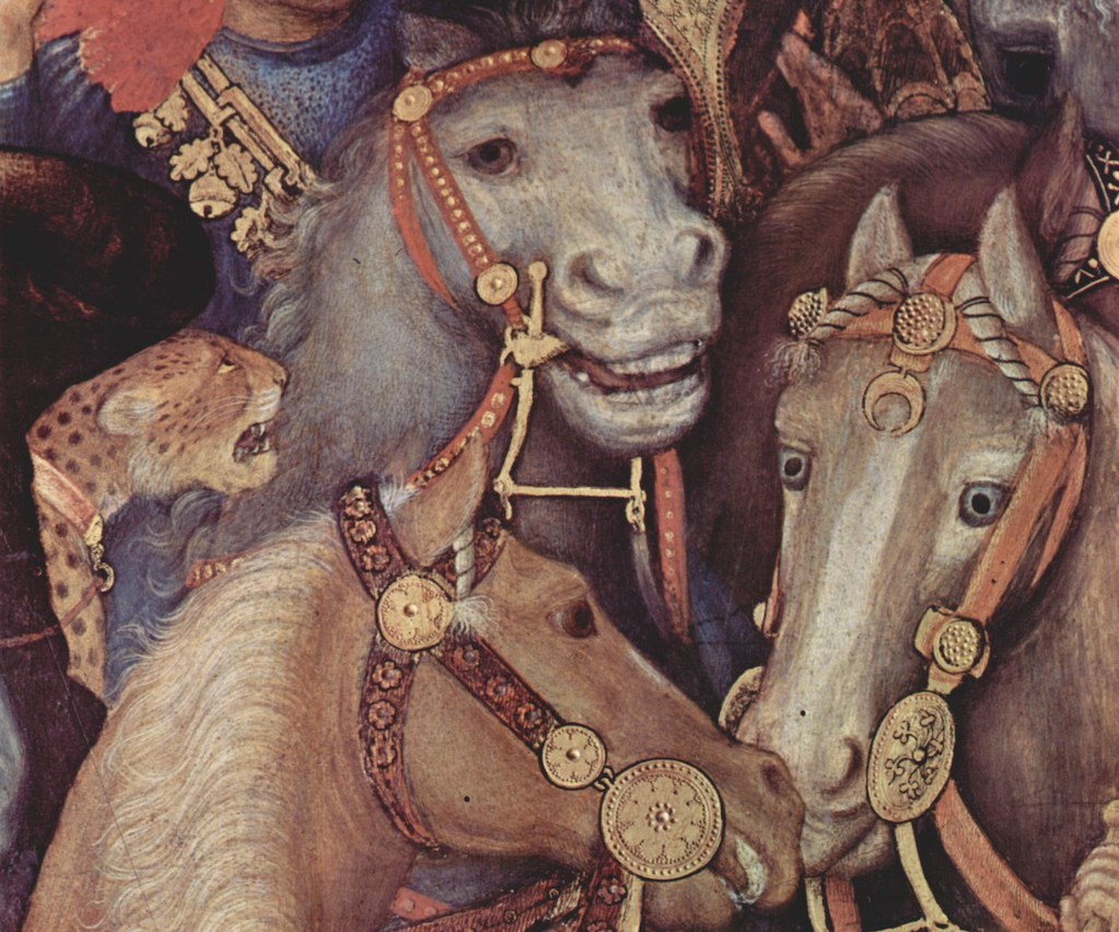 John Richard Young: The Key to the Horse's Mouth is Hidden in the Rider's Hands