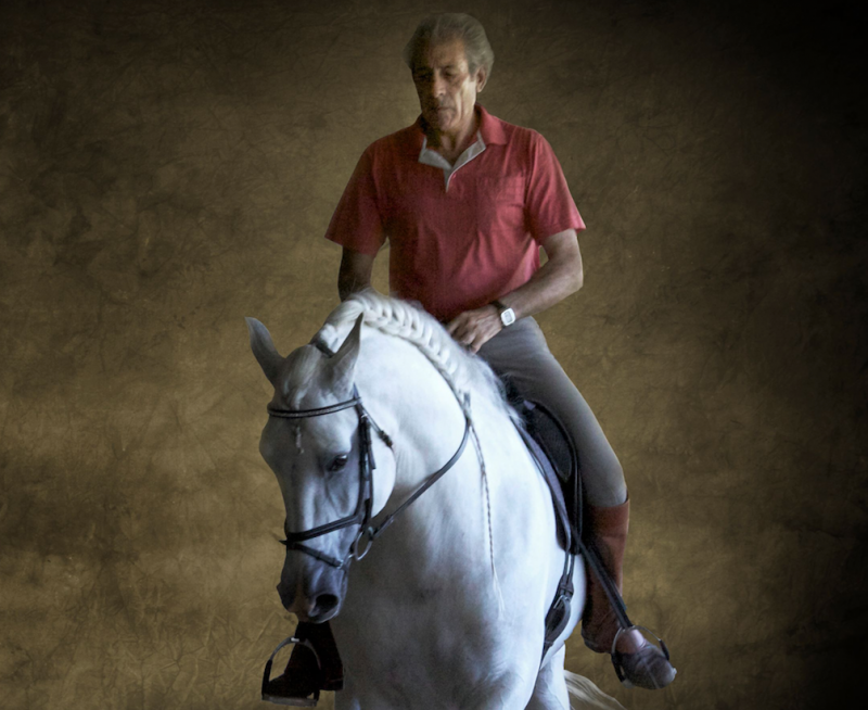 "Manolo Mendez on ""The Importance of Riding the Whole Horse: Supple and Tension Free"""
