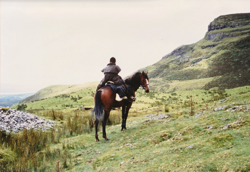 """Horseman Pass By"": Riding the Wild Atlantic Way in William Butler Yeats' Ireland"