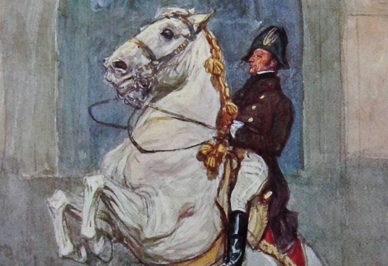 Book Review – Austrian Art of Riding: Five Centuries By Dr. Werner Poscharnigg