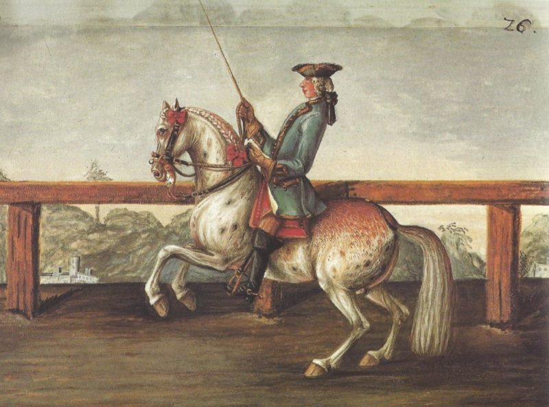 "Book Review: Friedrich Wilhelm Baron Reis von Eisenberg and ""The Art of Riding a Horse"""