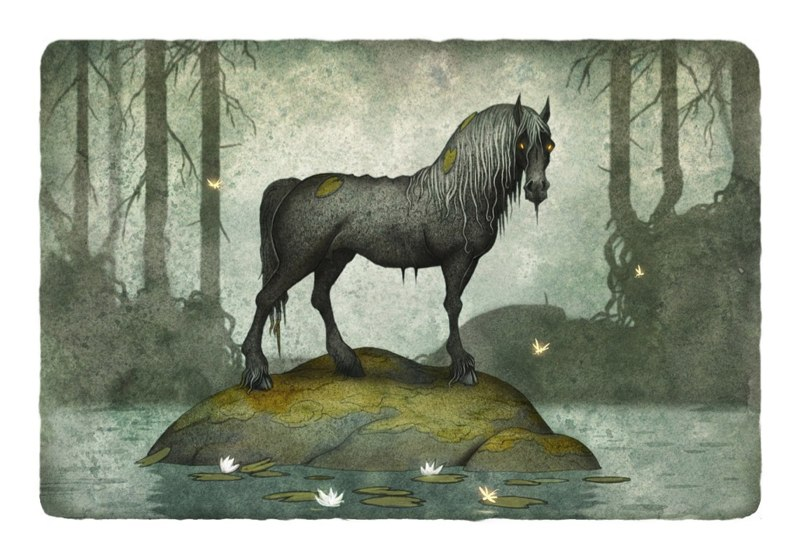 The Treacherous Water Horse