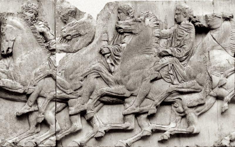 Un Cheval de Phidias