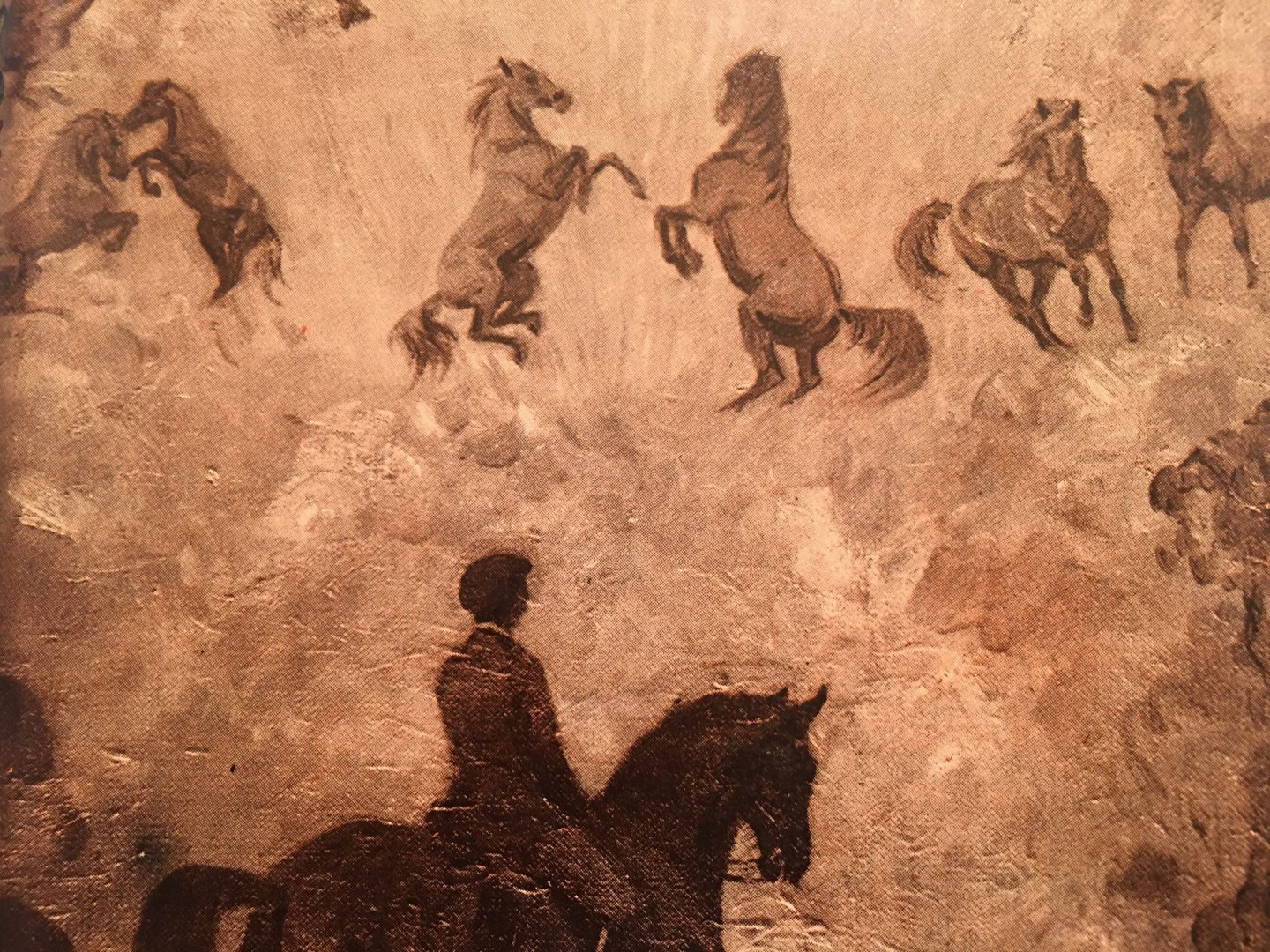 Reflections on the Art of Horsemanship – H. J. Heyer – Preface…to see and understand the horse from within before trying to improve on it